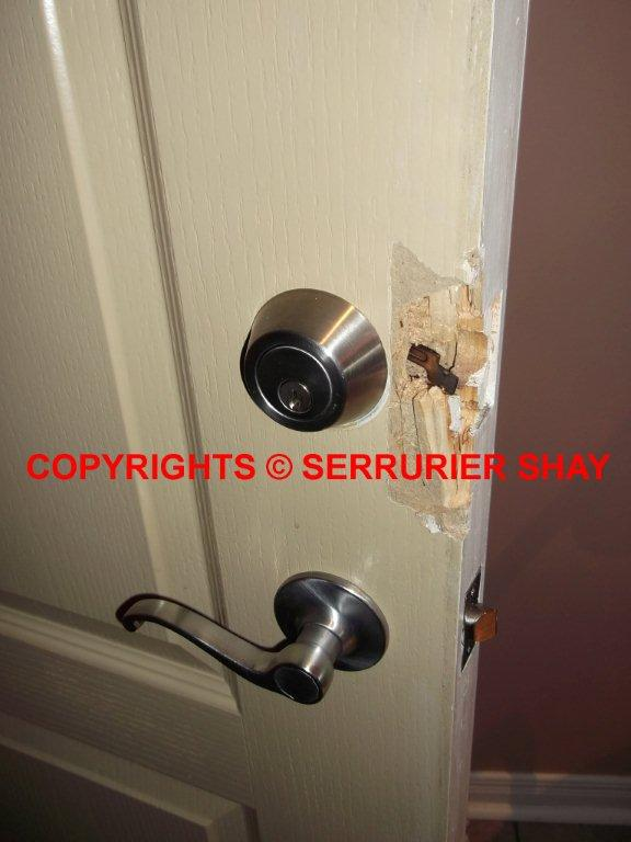 condo APPT BUILDING BREAK-IN-VOL-PAR-EFFRACTION MONTREAL